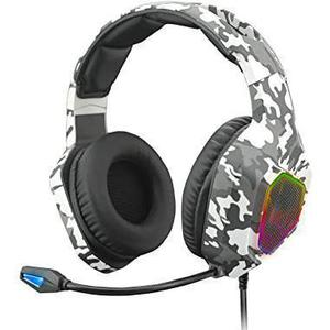 Casque Réducteur de Bruit Gaming avec Micro Spirit Of Gamer Elite-H50 Artic Edition - Blanc