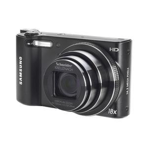 Kompaktkamera  WB150 Schwarz + Objektiv Schneider-KREUZNACH 18x Optical Zoom 24-432 mm f/3.2-5.8