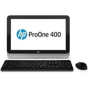 """HP ProOne 400 G1 19"""" Core i3 2,9 GHz - HDD 500 Go - 4 Go"""