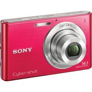 Compact - Sony Cyber-shot DSC-W330 Rose Carl Zeiss Vario-Tessar 26-105mm f/2.7-5.7
