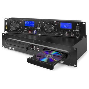 Double lecteur CD/MP3/USB Power Dynamics PDX350