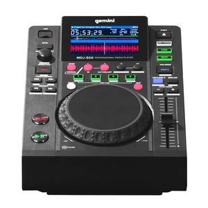 Gemini MDJ-500 Audio accessoires