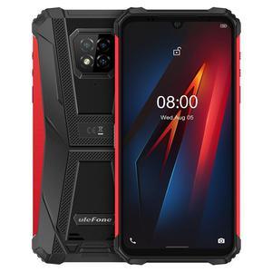 Ulefone Armor 8 64GB Dual Sim - Punainen/Musta - Lukitsematon