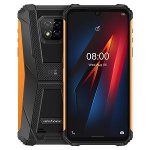 Ulefone Armor 8 64GB Dual Sim - Oranje/Zwart - Simlockvrij