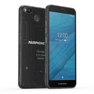 Fairphone 3 64 Go Dual Sim - Noir - Débloqué
