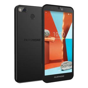 Fairphone 3+ 64 Go Dual Sim - Noir - Débloqué