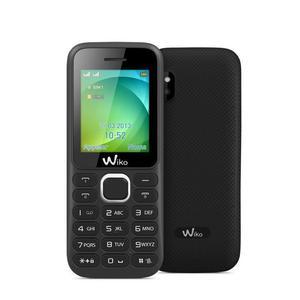 Wiko Lubi 3 Dual Sim - Zwart- Simlockvrij