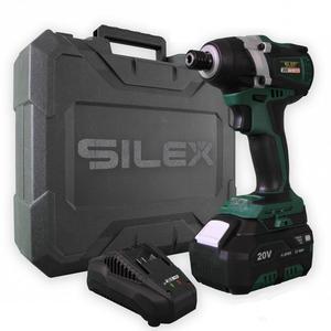 Atornillador de impacto inalámbrico Silex de 20 V - SLX777-9A-4h
