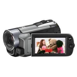 Videokamera Canon Legria HF R106 - Harmaa/Musta