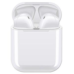 Tws C6038 Earbud Noise-Cancelling Bluetooth Earphones - White