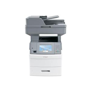 Multifunktions-Laserdrucker Lexmark X656DE - Grau