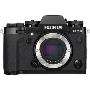 Hybride Fujifilm X-T3 - Noir - Boitier Nu