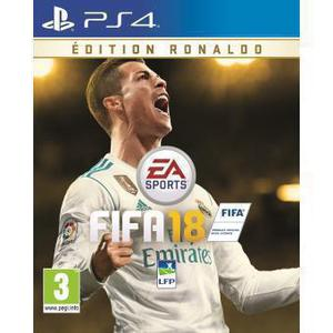 Fifa 18 : Ronaldo Edition - PlayStation 4