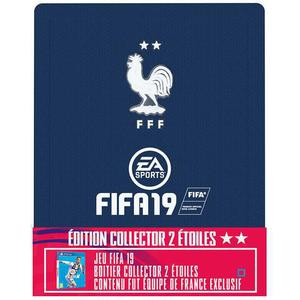 FIFA 19 Collector's Edition 2 Stars - PlayStation 4