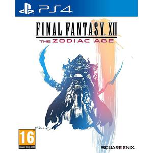 Final Fantasy XII The Zodiac Age - PlayStation 4