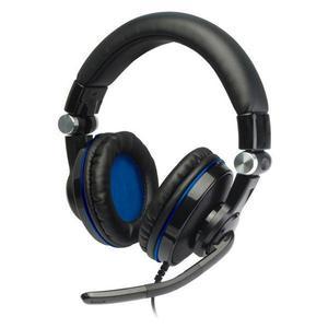 Kopfhörer Rauschunterdrückung Gaming mit Mikrophon Hori G.E.A.R. - Schwarz