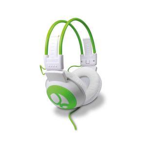 Casque avec Micro Metronic 480159 - Vert/Blanc