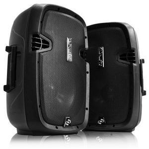 Haut-parleurs PA Bluetooth Pyle Eupphp1049kt - Noir