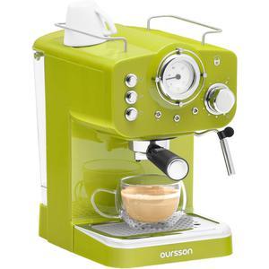 Oursson EM1500 / GA Espressomachine - Groen