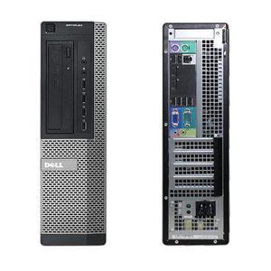 OptiPlex 7010 DT Core i5-3570 3.4 - SSD 240 GB + HDD 1 TB - 16GB