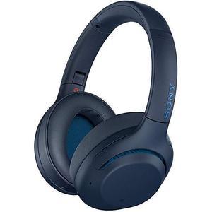Cuffie Riduzione del Rumore Bluetooth con Microfono Sony WH-XB900N - Blu