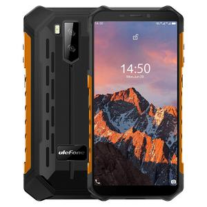 Ulefone Armor X5 Pro 64GB Dual Sim - Musta/Oranssi - Lukitsematon