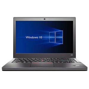 "Lenovo ThinkPad X250 12"" Core i5 2,3 GHz - SSD 120 Go - 4 Go QWERTY - Italien"