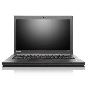 """Lenovo ThinkPad T450 14"""" Core i5 2,2 GHz - SSD 512 GB - 16GB AZERTY - Französisch"""