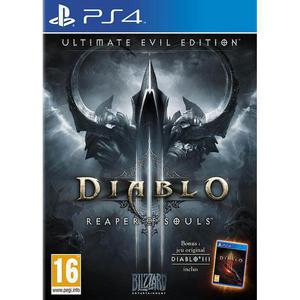 Diablo III: Reaper of Souls - Ultimate Evil Edition - PlayStation 4