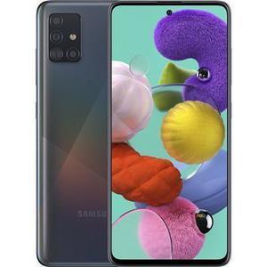 Galaxy A51 5G 128GB Dual Sim - Musta - Lukitsematon