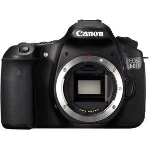Reflex - Canon EOS 60D + objectif sigma 17-50mm - Noir