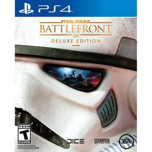 Battlefront Star Wars Deluxe Edition - PlayStation 4