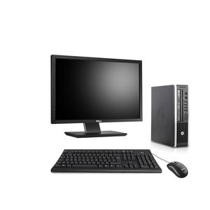 "Hp Compaq Elite 8300 USDT 22"" Core i5 2,9 GHz - SSD 240 Go - 8 Go AZERTY"