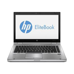 "HP EliteBook 8470P 14"" Core i5 2,6 GHz - SSD 256 GB - 8GB - teclado español"