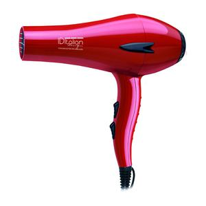 Secador de pelo Italian Design GTI 2600 Force Plus - Rojo