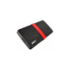 Ulkoinen Kovalevy 2.5'' 256 GB USB 3.1 - Emtec x200