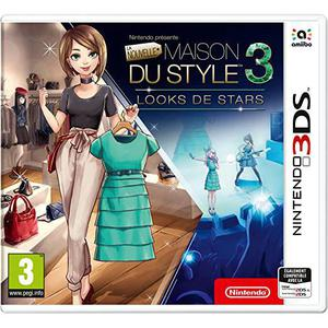 New Style House 3: Star Looks - Nintendo 3DS