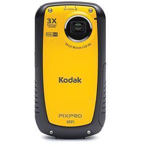 Aktion-Digitalkamera Kodak PixPro SPZ1 - Gelb