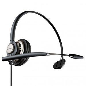 Casque Réducteur de Bruit Bluetooth avec Micro Plantronics HW710 - Noir/Gris