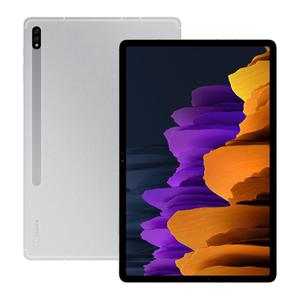Galaxy Tab S7+ (2020) 256GB - Prateado - (WiFi + 5G)