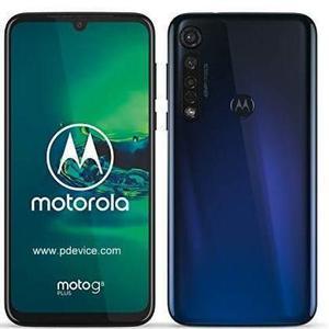 Motorola Moto G8 Plus 64 Go Dual Sim - Bleu - Débloqué