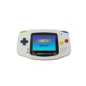Console Nintendo Game Boy Advance Édition Mario & Luigi - Blanc
