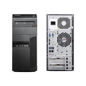 Lenovo ThinkCentre M83 MT Core i5 3,1 GHz - SSD 256 Go RAM 16 Go
