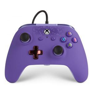 Manette filaire PowerA pour Xbox One Zen - Violet