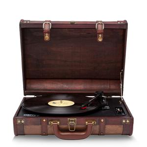Valise tourne-disque Vinyle - Camry CR 1149