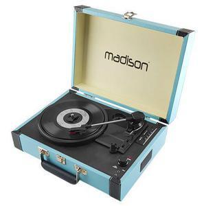 Malette tourne-disques - Madison RETROCASE-CR