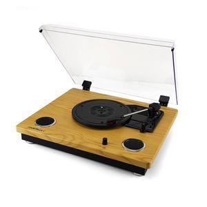 Platine Vinyle Madison MAD-RT300SP-MKII - Bois