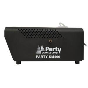 Party Light & Sound PARTY-SM400 Iluminação