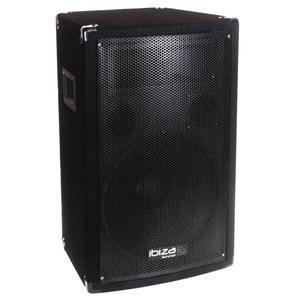 Enceintes sono Ibiza Sound DISCO10B