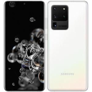 Galaxy S20 Ultra 5G 128 Gb Dual Sim - Weiß - Ohne Vertrag